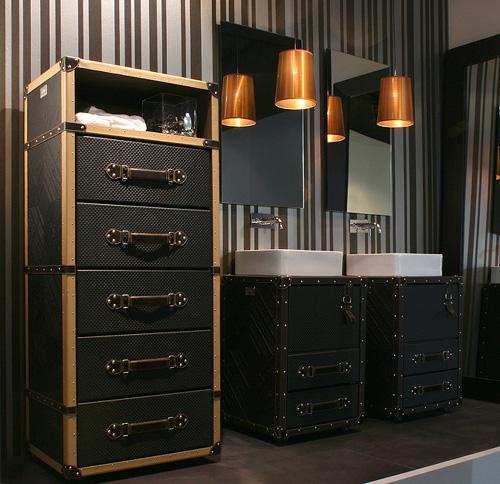 Unusual Bathroom Furniture - cosmopolitan style by Collection .
