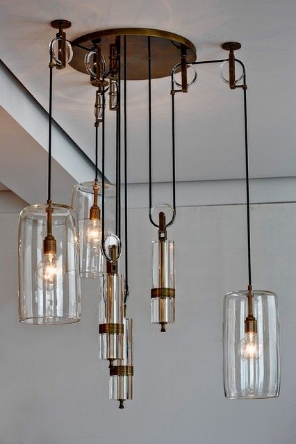 How One Designer Made a $39,000 Chandelier Inspired by Galileo .