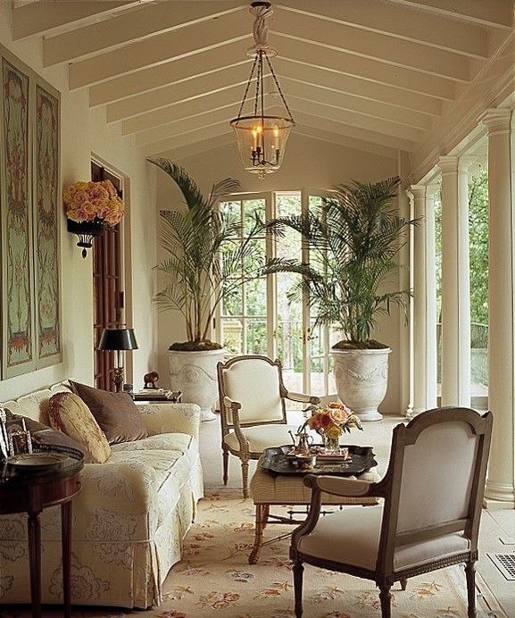 French Country Home | French country house, Home, Outdoor living spa