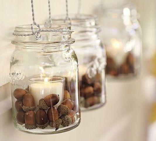 45 Cozy Acorn Décor Ideas For Your Home (With images) | Acorn .