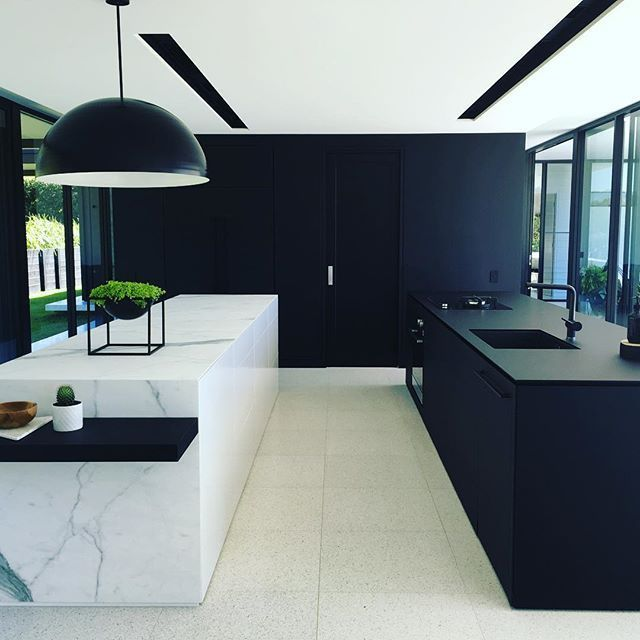 Modern kitchen designs add a unique touch of elegance and class to .