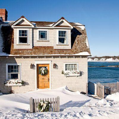 Tiny Holiday Cottage Tour   Beach cottage style, Coastal cottage .