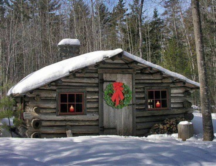 Cabin Fever   Rustic cabin, Cabins in the woods, Cabin christm