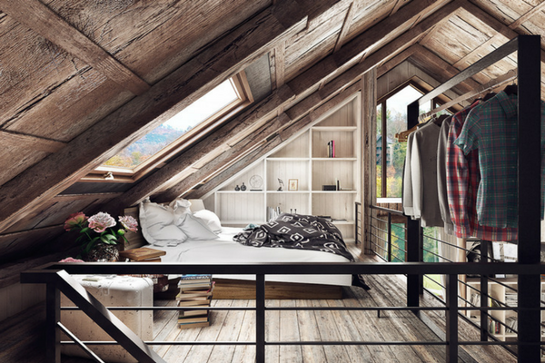 Cozy Little Wooden House with a Vintage Touch You'll Lo