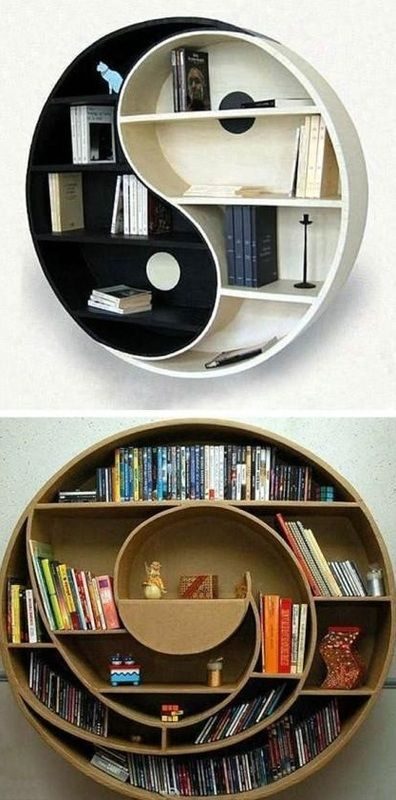 Blog Posts   Bookshelves diy, Creative bookshelves, Bookcase desi