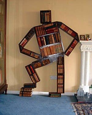 Coolest Bookshelves EVER: Part Dos   Creative bookshelves, Cool .