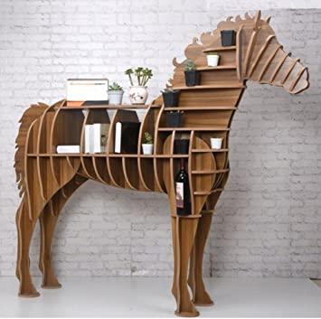 Amazon.com: JX&BOOS Bookshelf,Eco-Friendly Animal Shape Bookcase .