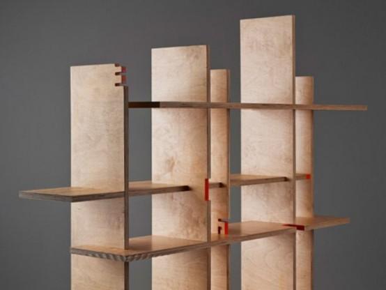 creative bookcases Archives - DigsDi