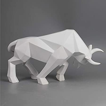 Amazon.com: Figurines,Statues,Statuette,Sculptures,Abstract White .
