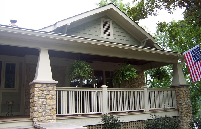 Awesome Split Level Home Remodeling Front Porch Bd In Creative .
