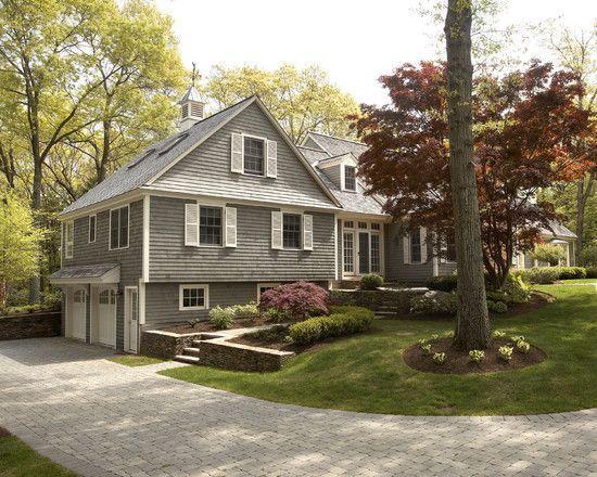 Split Level Homes Home Designs   Split level remodel exterior .