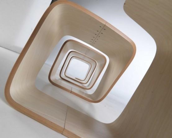 Creativity And Comfort: Unusual DNA Bench - DigsDi