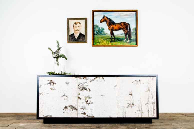10 Unusual Credenzas And Cabinets To Make A Statement - DigsDi