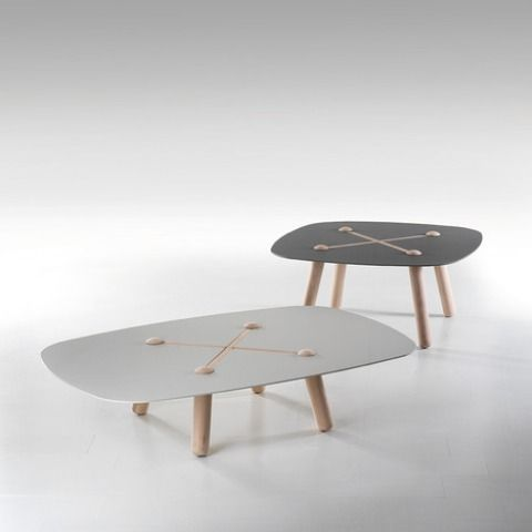 Curious Button Table By Marcello Santin And Joeri Reynaert (With .