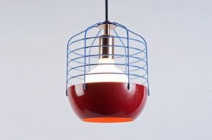Current Lighting Trend: 25 Modern Cage Lamps - DigsDi
