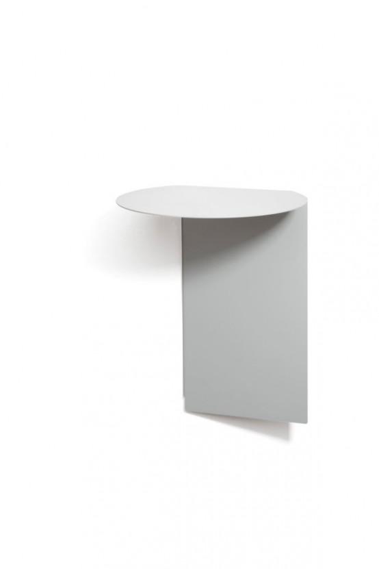 Customizable Functionality: Plateau Adaptable Wall Shelves - DigsDi