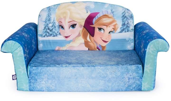 Disney's Frozen Anna & Elsa 2-in-1 Flip Open Sofa by Marshmallow .