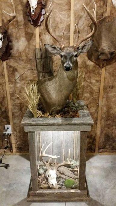 39 Cute Deer Decor Ideas For Cozy Christmas Spaces in 2020   Deer .