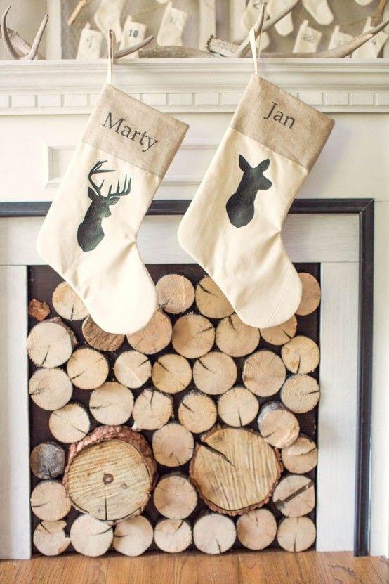 30 Cute Deer Décor Ideas For Cozy Christmas Spaces   Christmas .