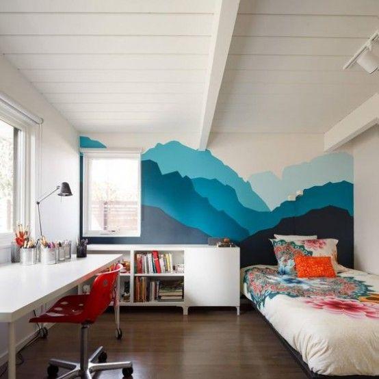 31 Cute Mid-Century Modern Kids' Rooms Décor Ideas - DigsDigs .