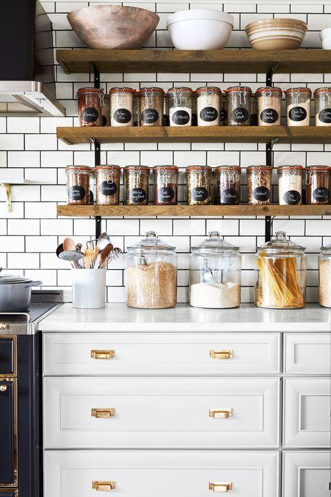20 Stylish Pantry Ideas - Best Ways to Design a Kitchen Pant