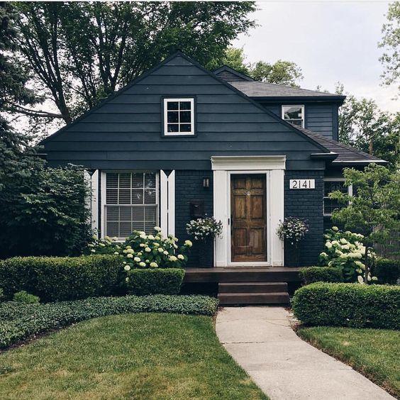 Dark Exterior Color Trend: Why We Love It - Studio McG