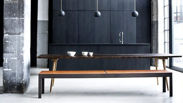 Modern kitchens and more by Københavns Møbelsnedkeri   White wood .