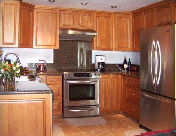 Kitchen Image - Kitchen & Bathroom Design Center   Oak kitchen .