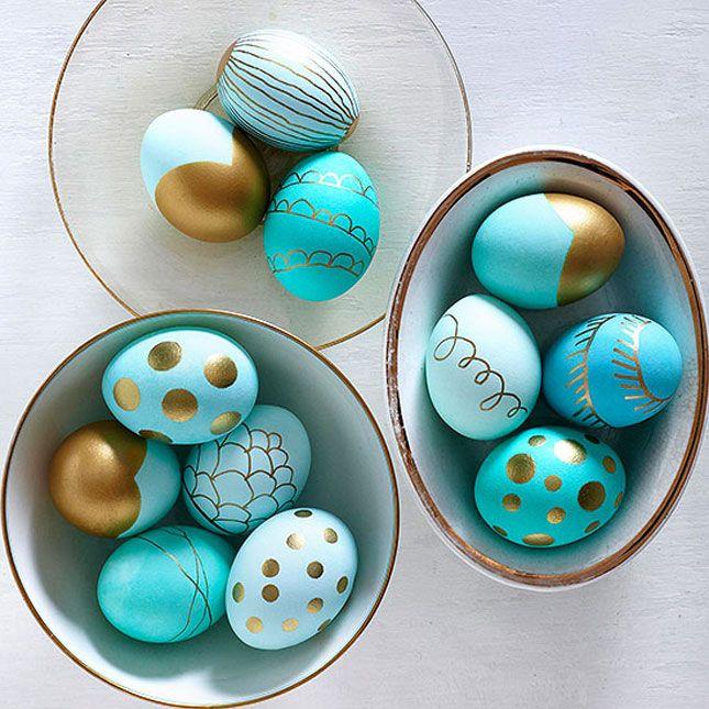 40 More Egg-cellent DIY Easter Egg Ideas   Easter eggs diy, Easter .
