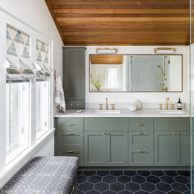 21 Bathroom Mirror Ideas for Every Style - Bathroom Wall Dec