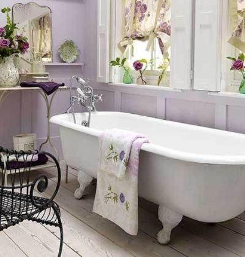 39 Delicate Home Décor Ideas With Lavender Color | Lavender .