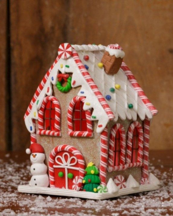 49 Delicious Gingerbread Christmas Home Decoration Ideas   Easy .