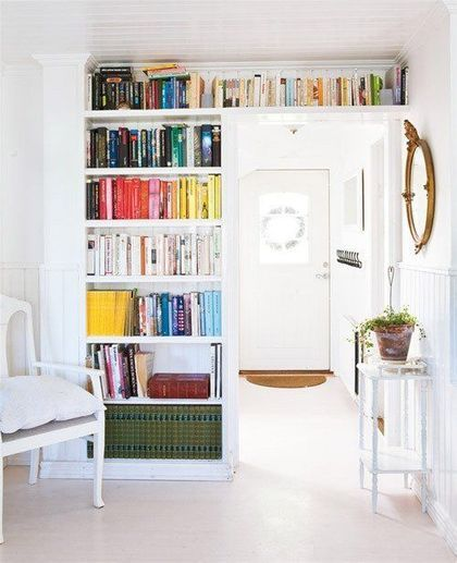 27 Doorway Wall Storage Solutions For Small Spaces in 2020 (With .