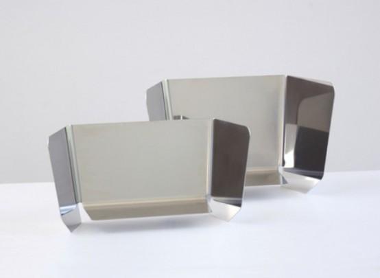 Dorian Mirror Of A Polished Steel Sheet - DigsDi