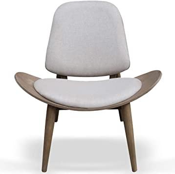 Amazon.com: 2xhome Molded Modern Plastic Armchair - Contemporary .