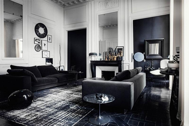 Modern classic style | Classic interiors in a modern w