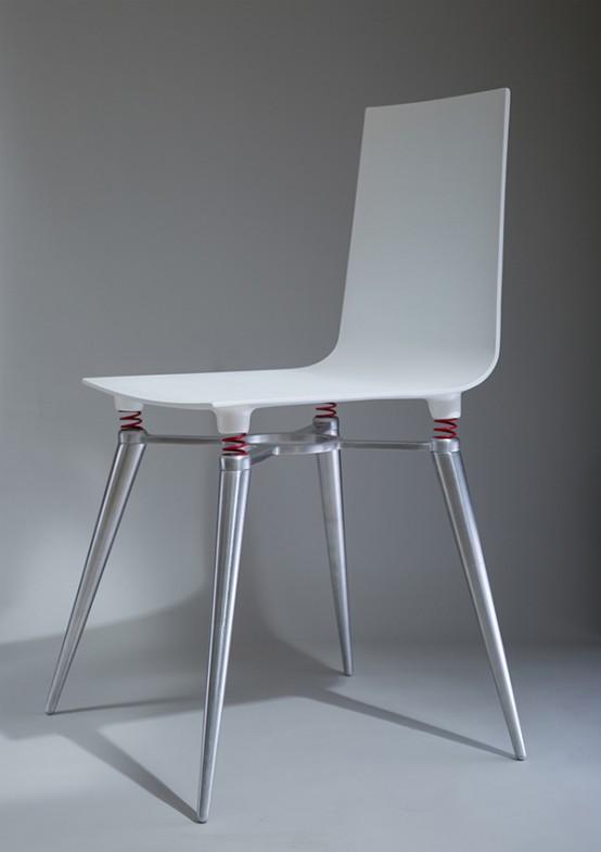 Drunken Style: Skoki Chair That Makes You Feel Floating - DigsDi