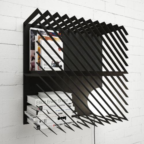 Strung Storage Systems | Modular bookshelves, Bookshelf design .