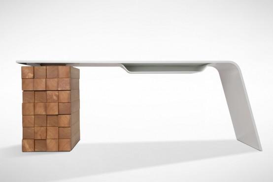 futuristic desk Archives - DigsDi