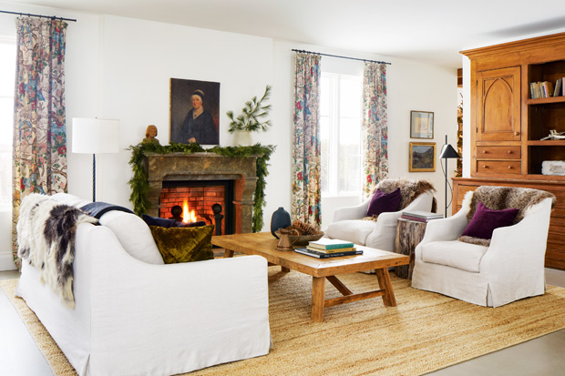 13 Cozy Holiday Homes You'll Want To Spend Christmas In - House & Ho
