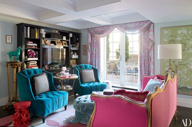 Luxury Taste! Discover Paul Feig's Eclectic Apartment in N