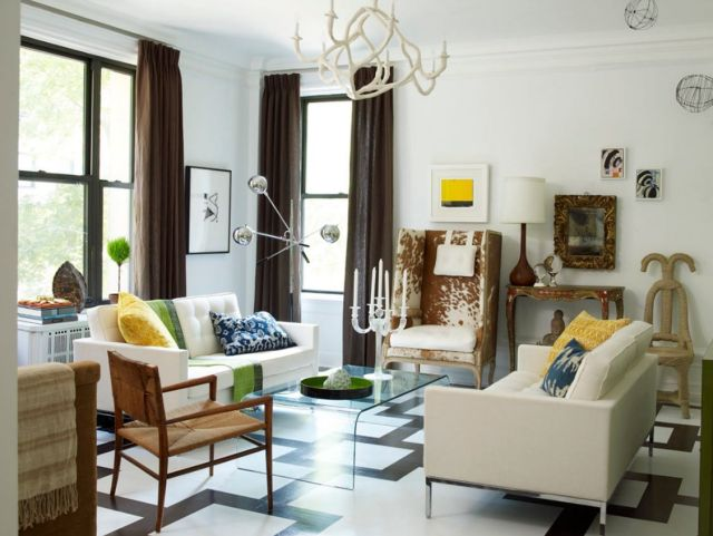 Top 10 Eclectic Home Interior Designs for You to Have - Trend Home .