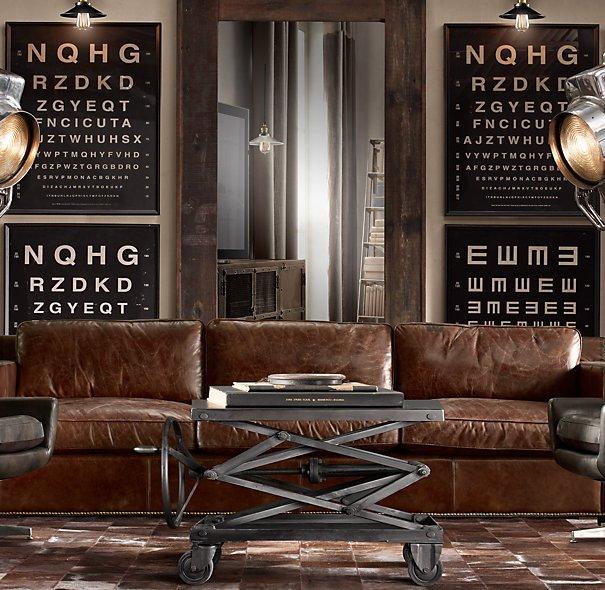 The Latest Home Decor Trend? Industrial Chic - Decor Talk Bl