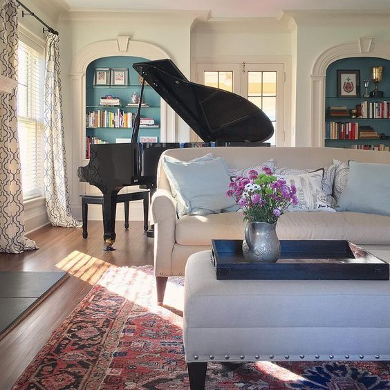 Eclectic Home Tour - Friendship Manor | Eclectic home, Home design .