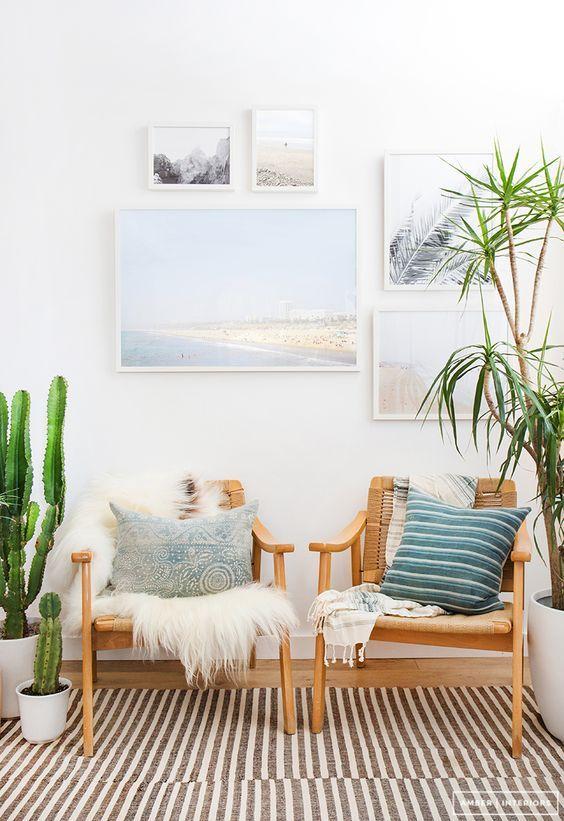 Amber Interiors X Framebridge | Home, Home decor, Living dec
