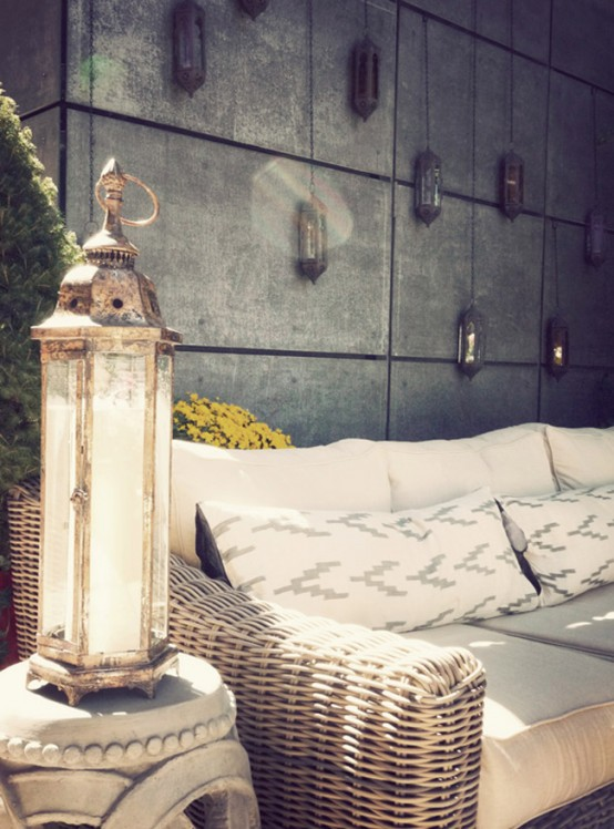 Eclectic Rooftop Oasis Designed For Having A Good Time - DigsDi