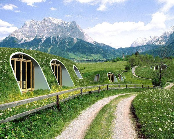 12 brilliant prefab homes that can be assembled in three days or le