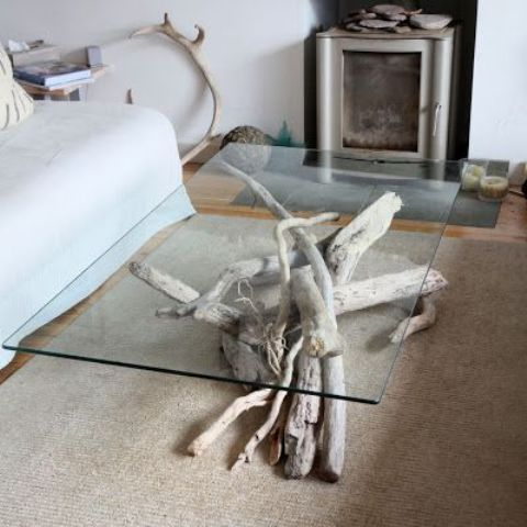 Eco Friendly Driftwood Furniture Ideas To Try | Driftwood .