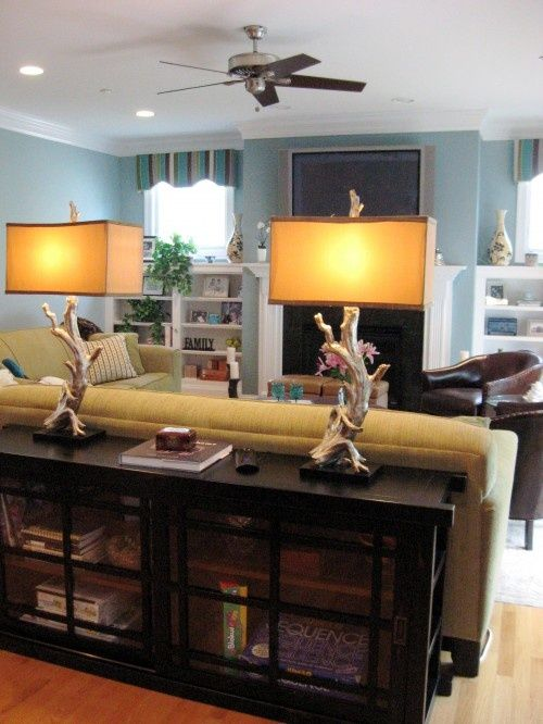 Eco Friendly Driftwood Furniture Ideas To Try | Sofa table design .