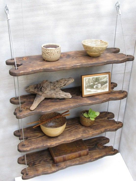 30 Eco-Friendly Driftwood Furniture Ideas To Try | Driftwood .